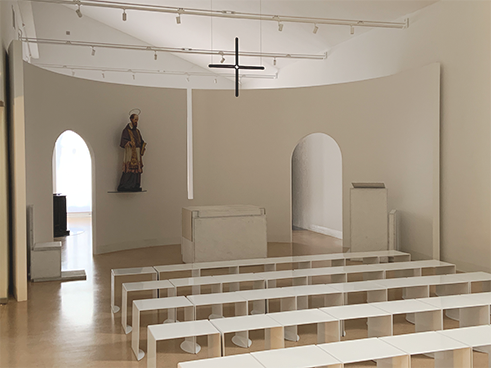 Museo Casa Don Bosco's Easter Chapel