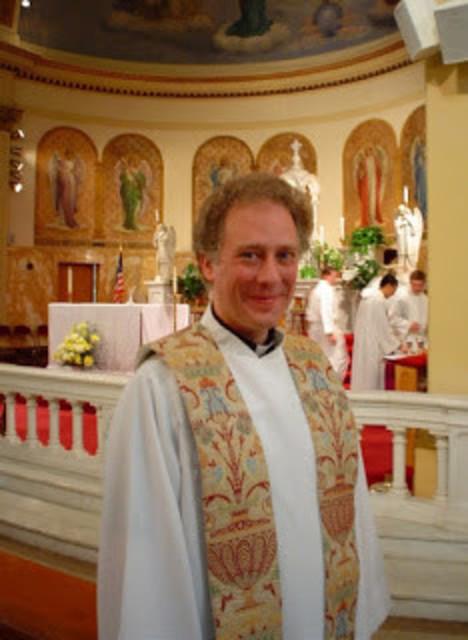 Very Rev. Timothy Zak, SDB, Provincial