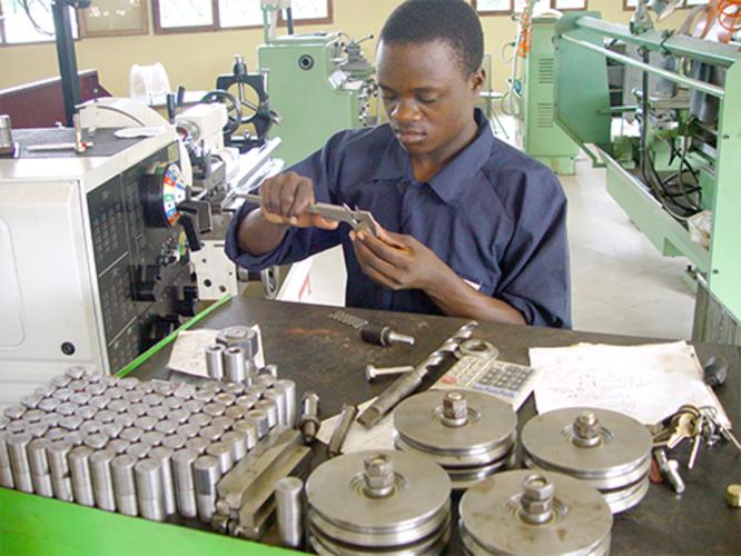 East Africa Trade School