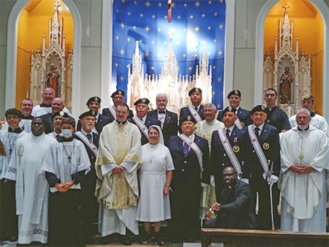 Fr. Craigs Thanksgiving Mass