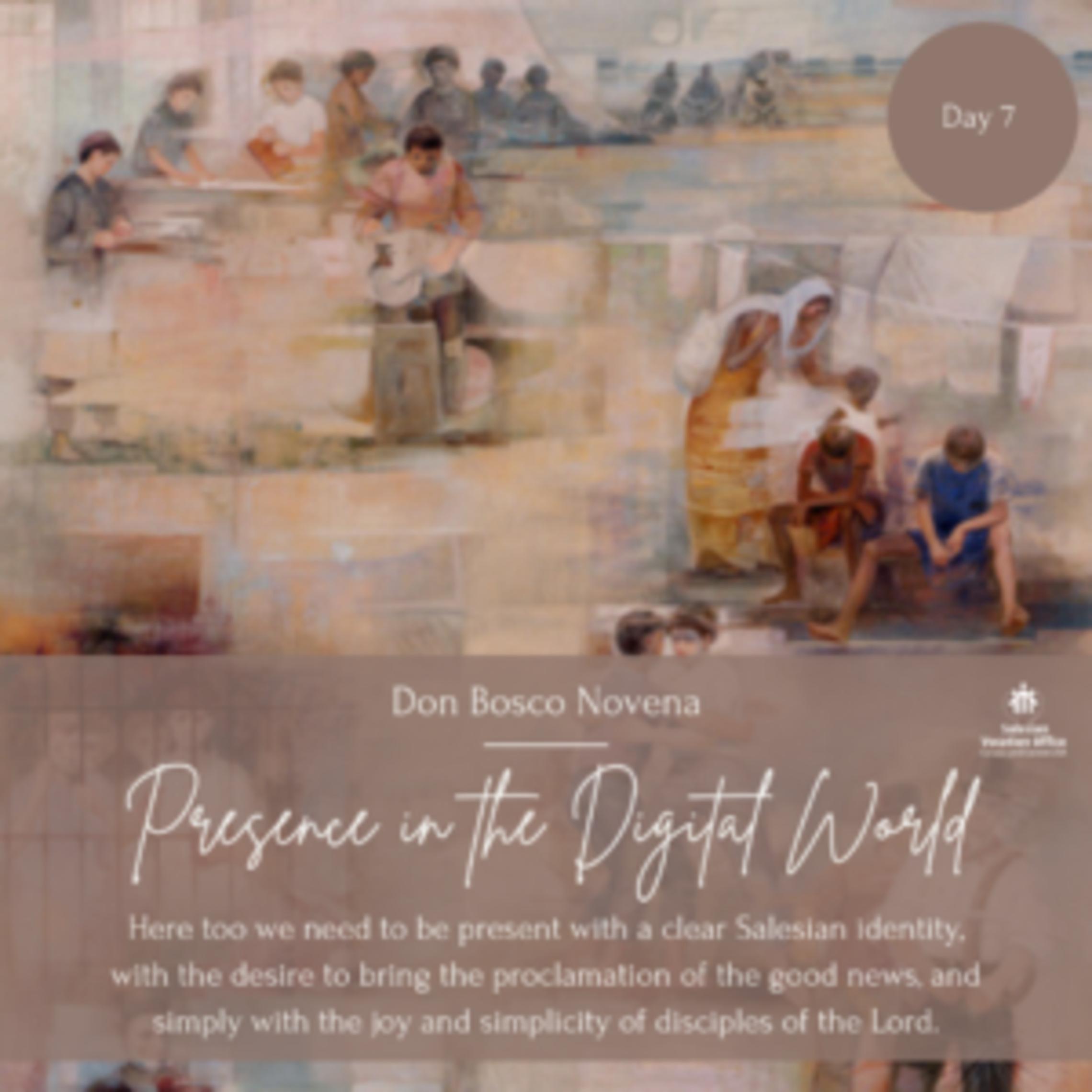 Presence in the Digital World