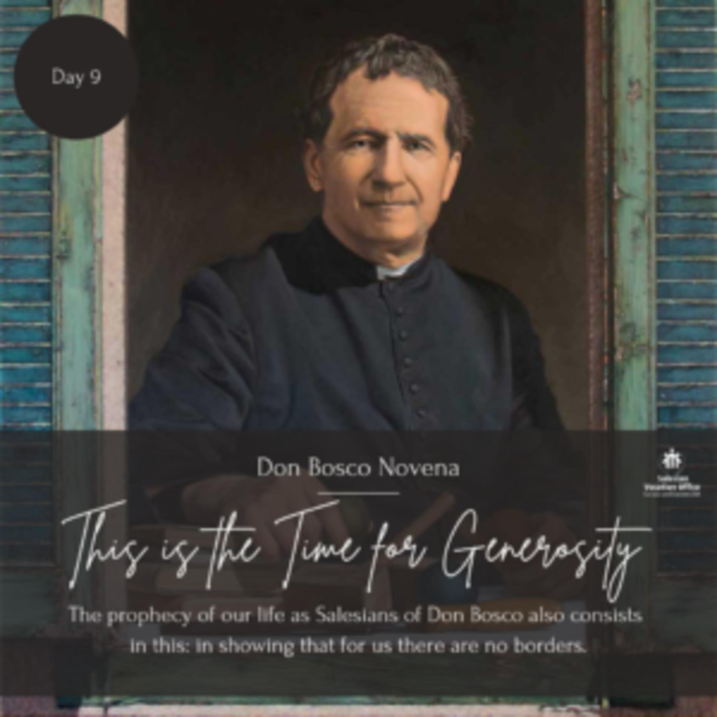 Don Bosco Novena Day 9
