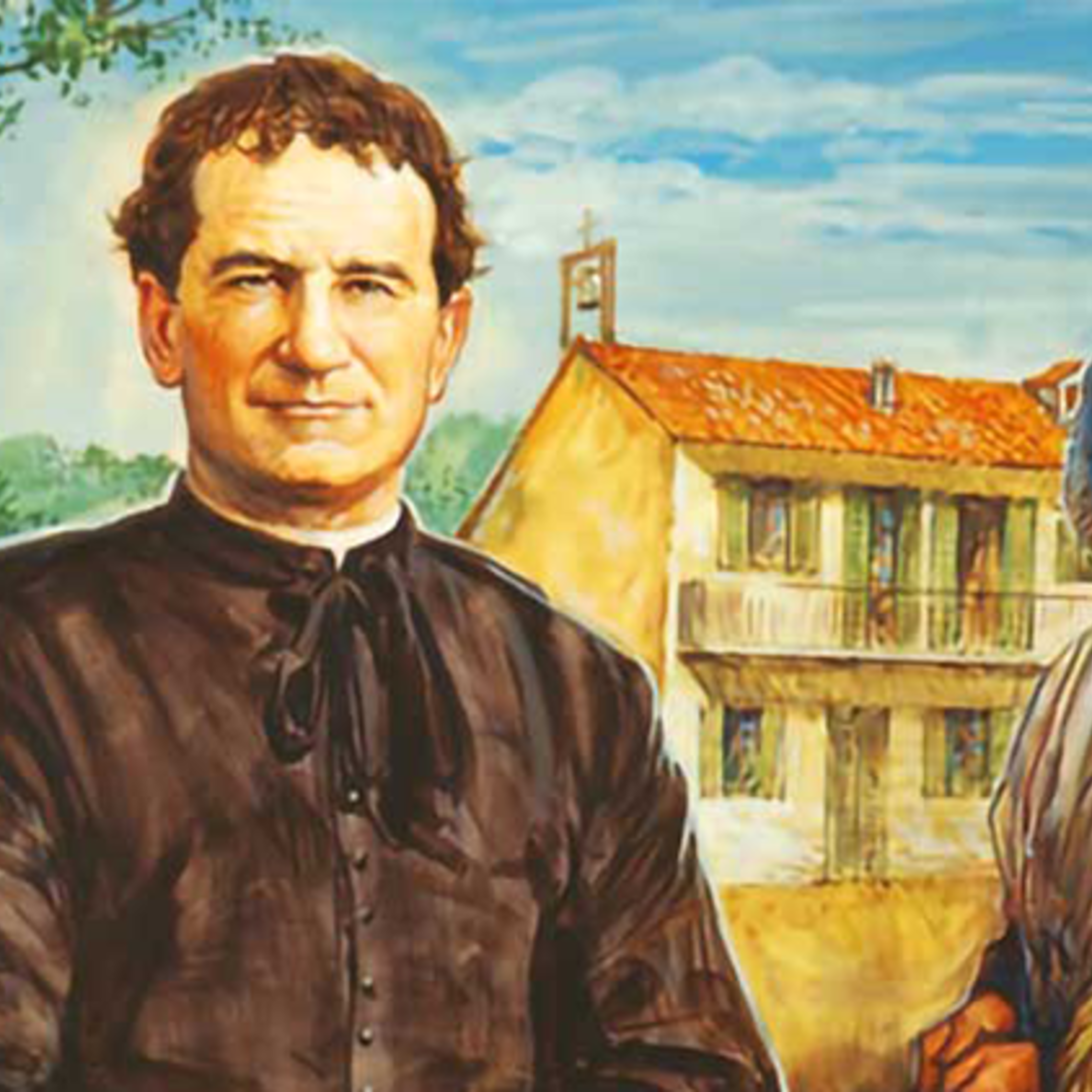 Don Bosco and Mamma Margaret Website