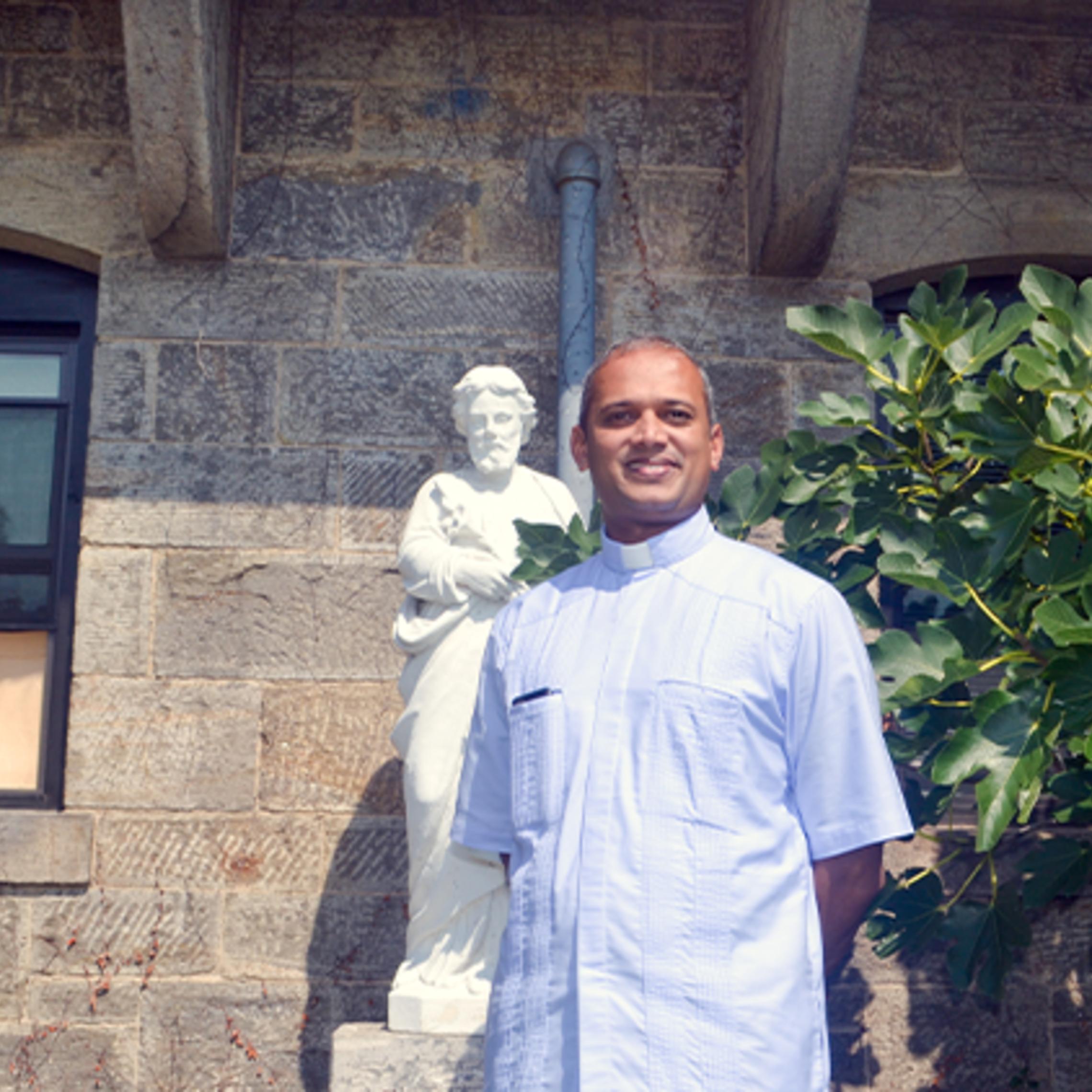 Welcome, Fr. Shiju!