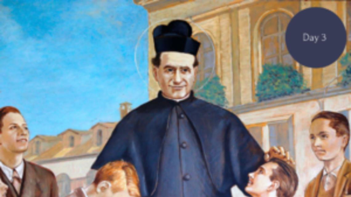 Don Bosco Blessing