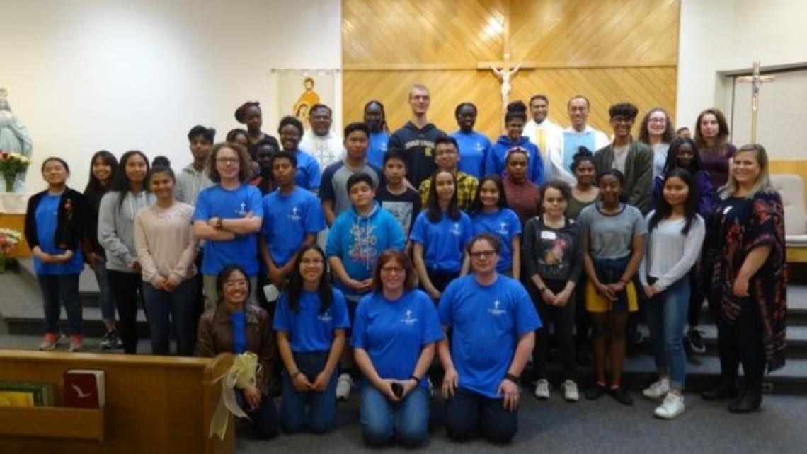 Edmonton youth workshop