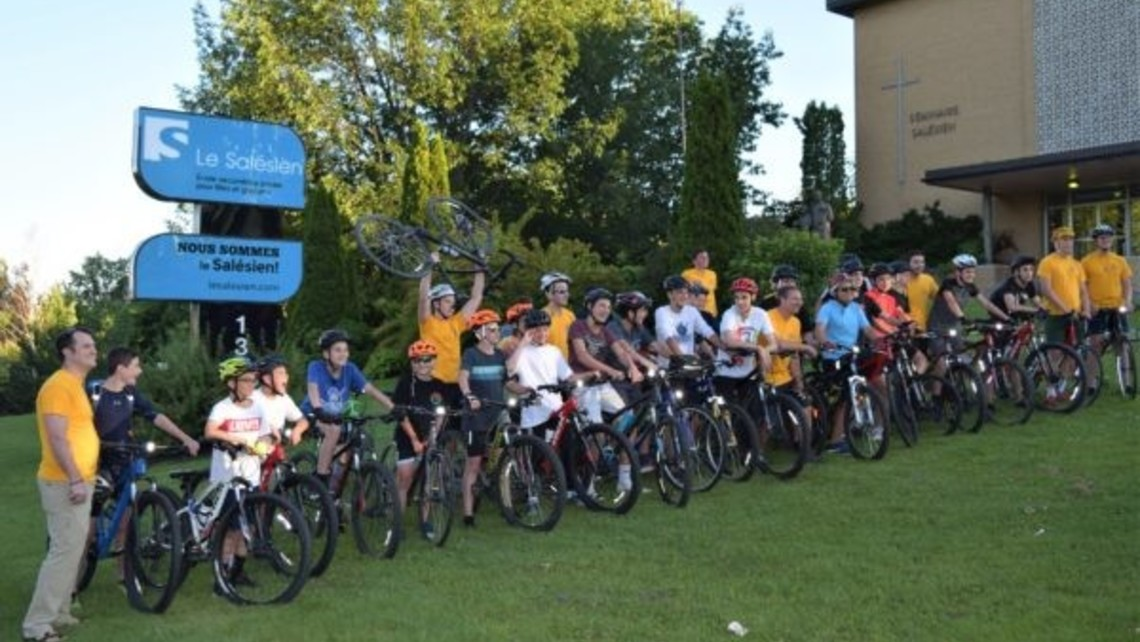 100th Bicycle Pilgrimage