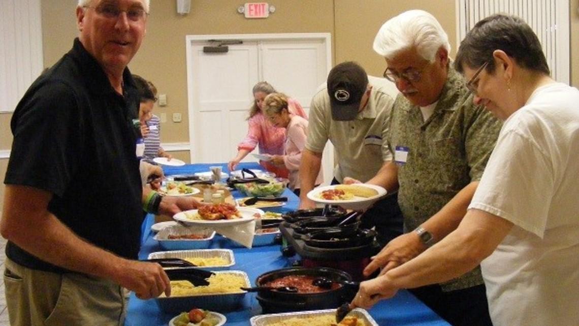Senior Supper