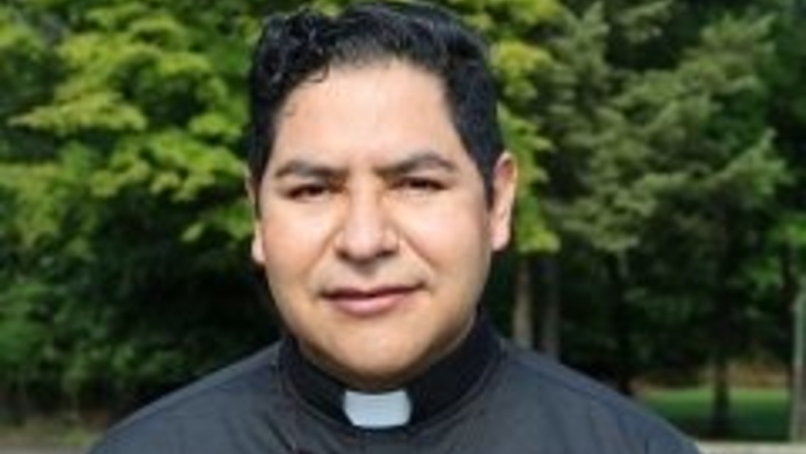 Deacon Juan Pablo Rubio