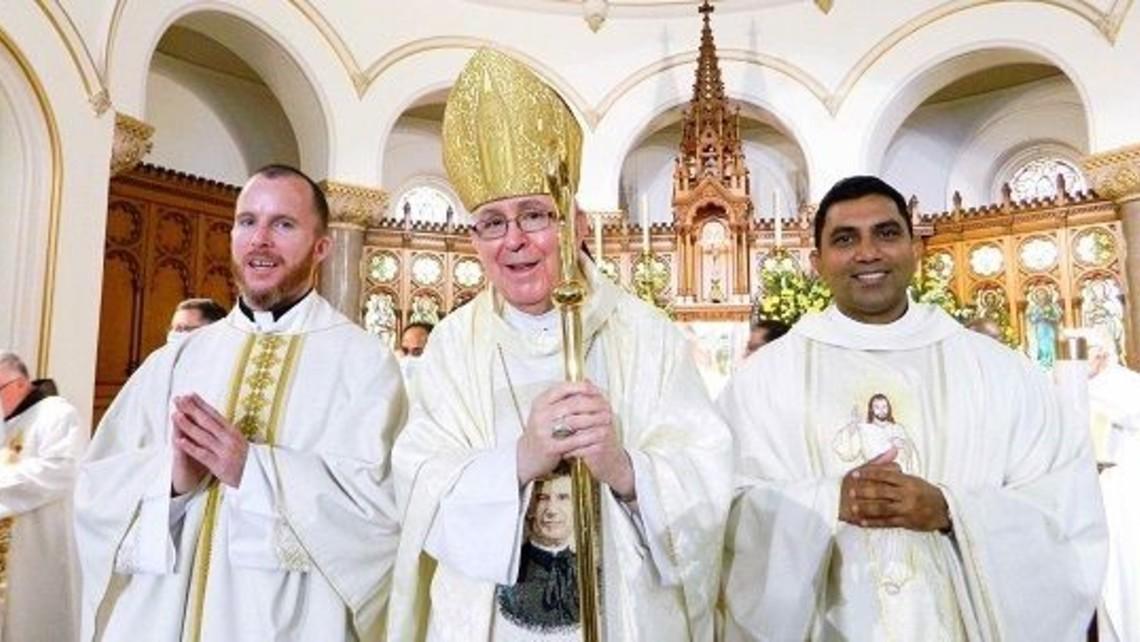 Salesian Ordinations