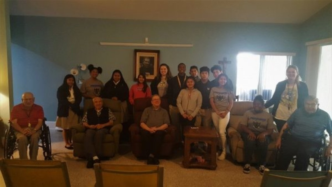 Cristo Rey Tampa end of semester