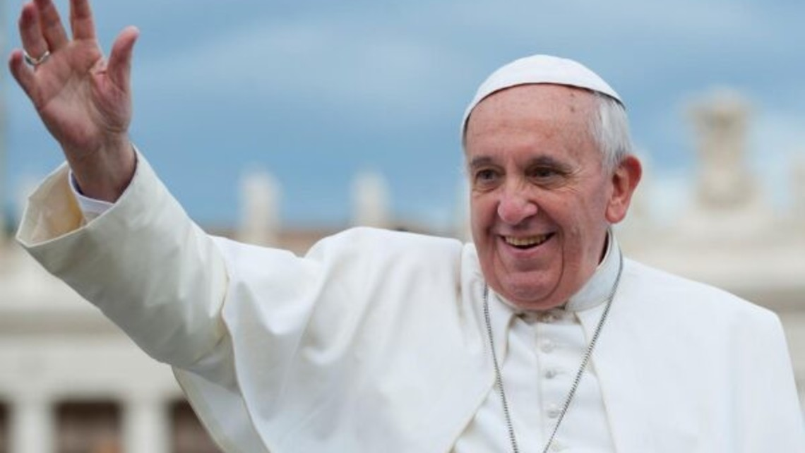 Pope Francis Ecology