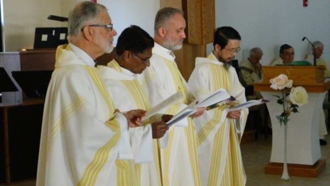 Priests recommitment