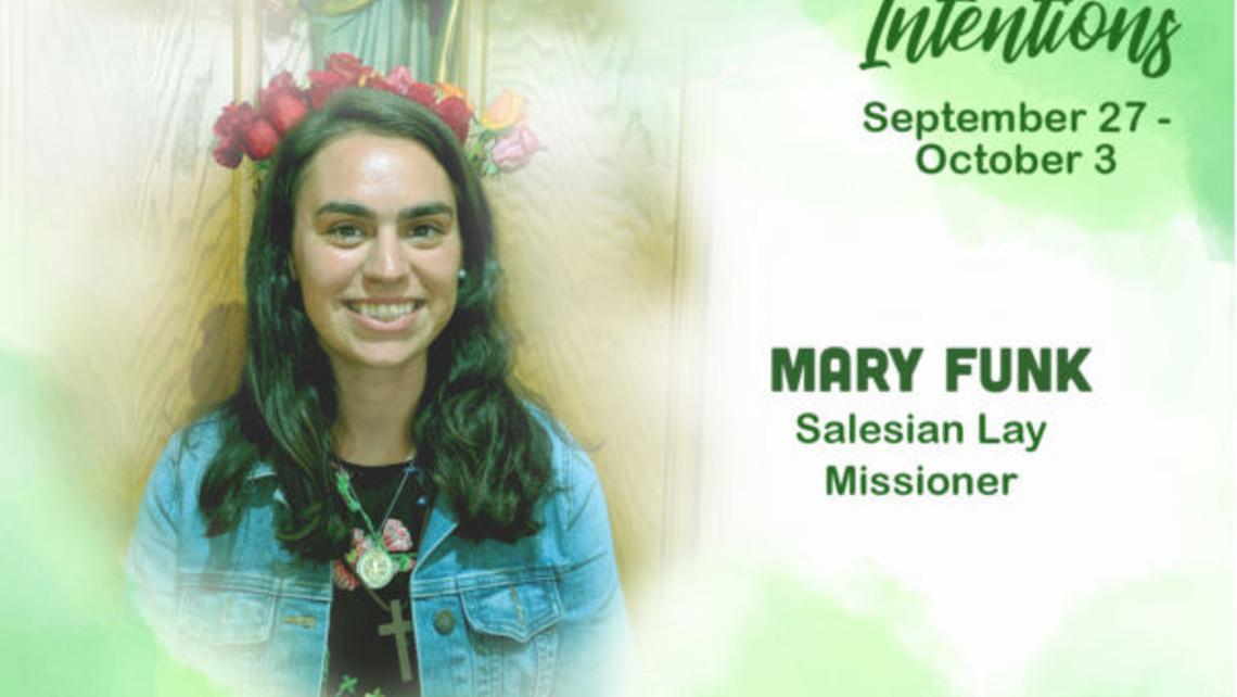 Mary Funk Pray