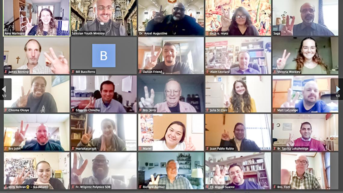Annual CYM Meetings Go Digital