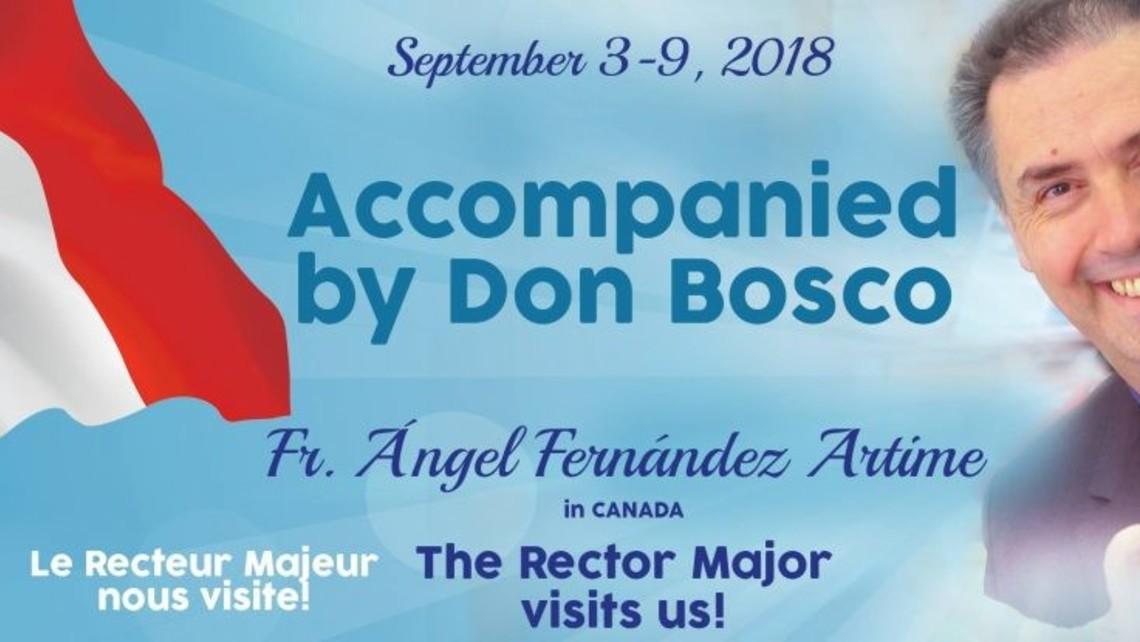 Canada Will Receive The Tenth Successor Of Don Bosco