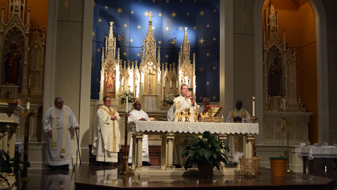 Fr. Craig Spence Ordination
