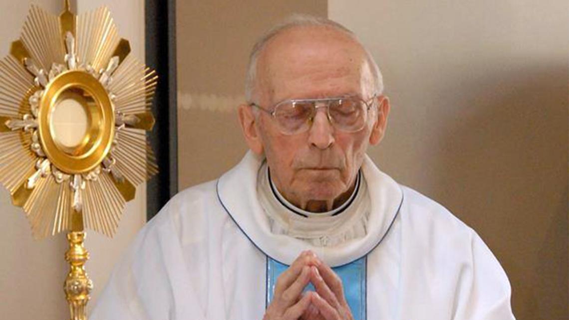 Fr. Occhio Saints Next Door
