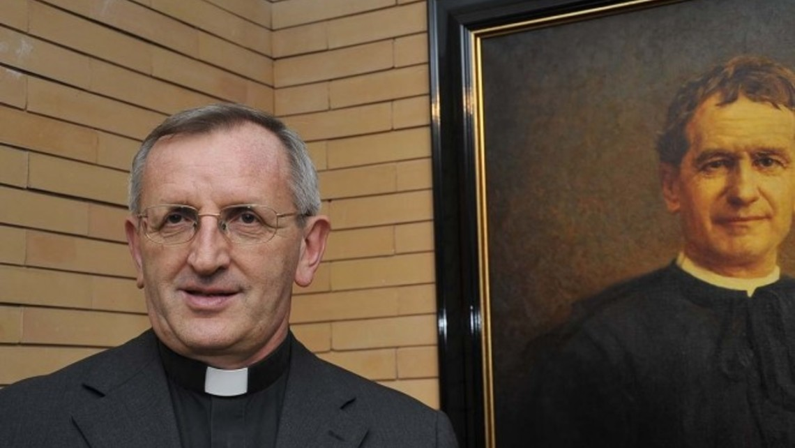 Interview With Fr. Francesco Cereda After Summit On Protection Of Minors