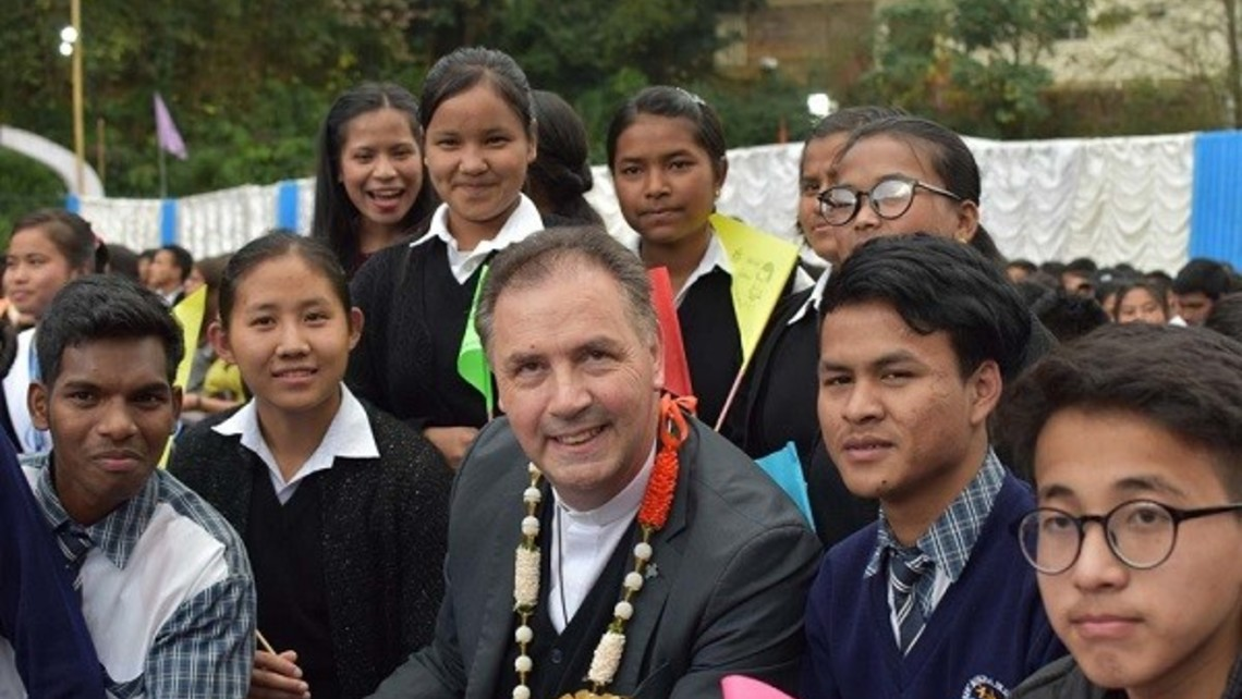Message Of The Rector Major For December