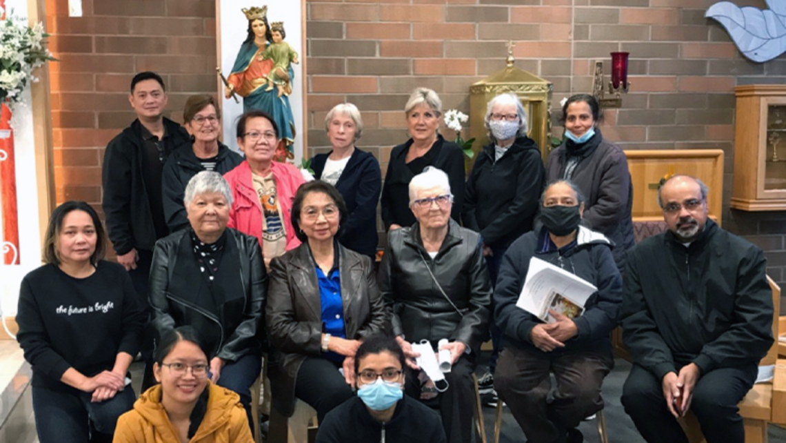 MHC Devotional Group In Edmonton, AB