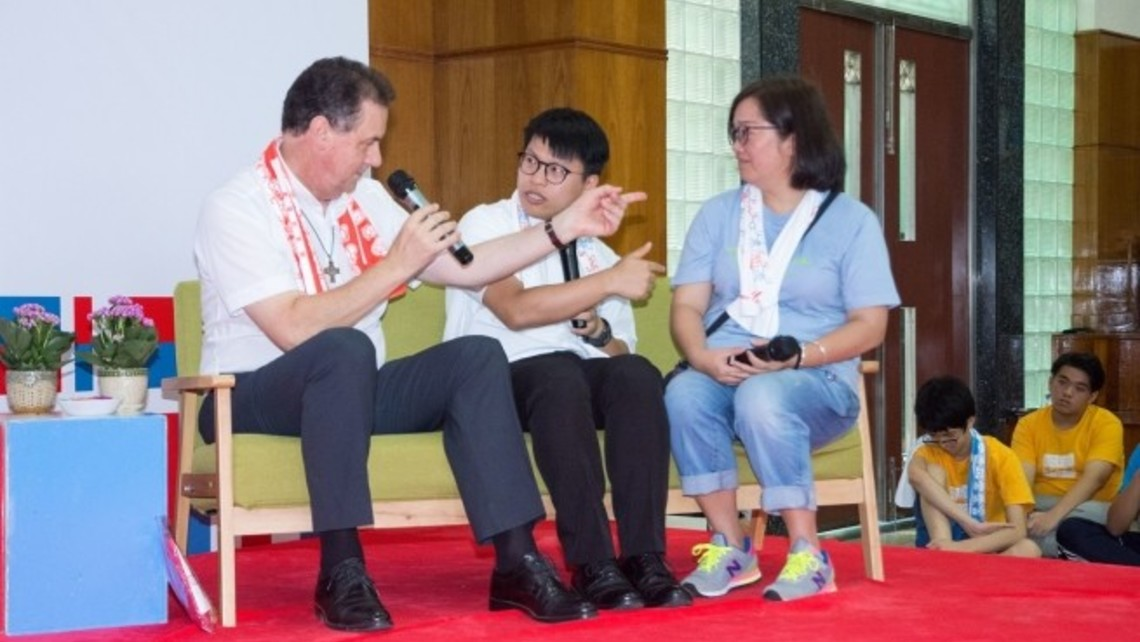 Rector Major In China  We Must Be Present In The Digital World