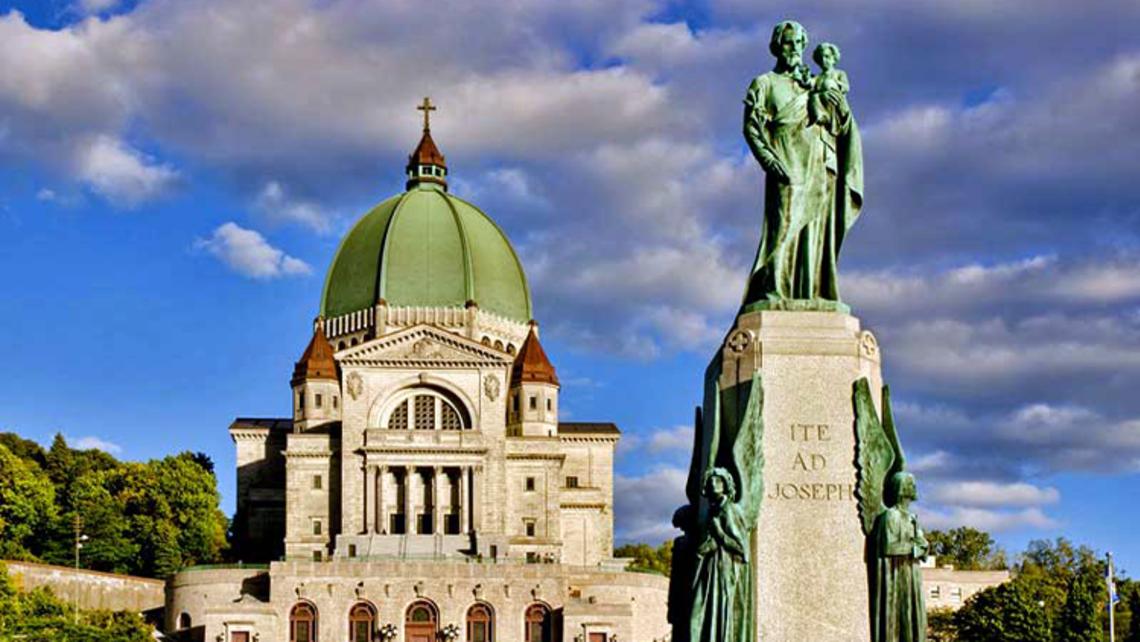 St. Josephs Oratory in Montreal