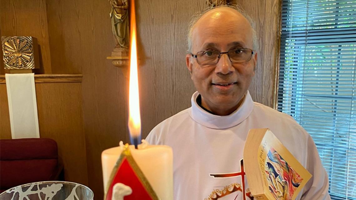 Fr. Joseph Thannickal, SDB