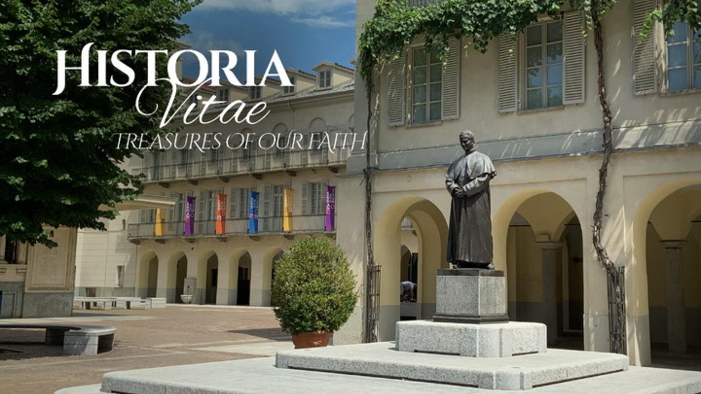 Museo Casa Don Bosco in Historia Vitae