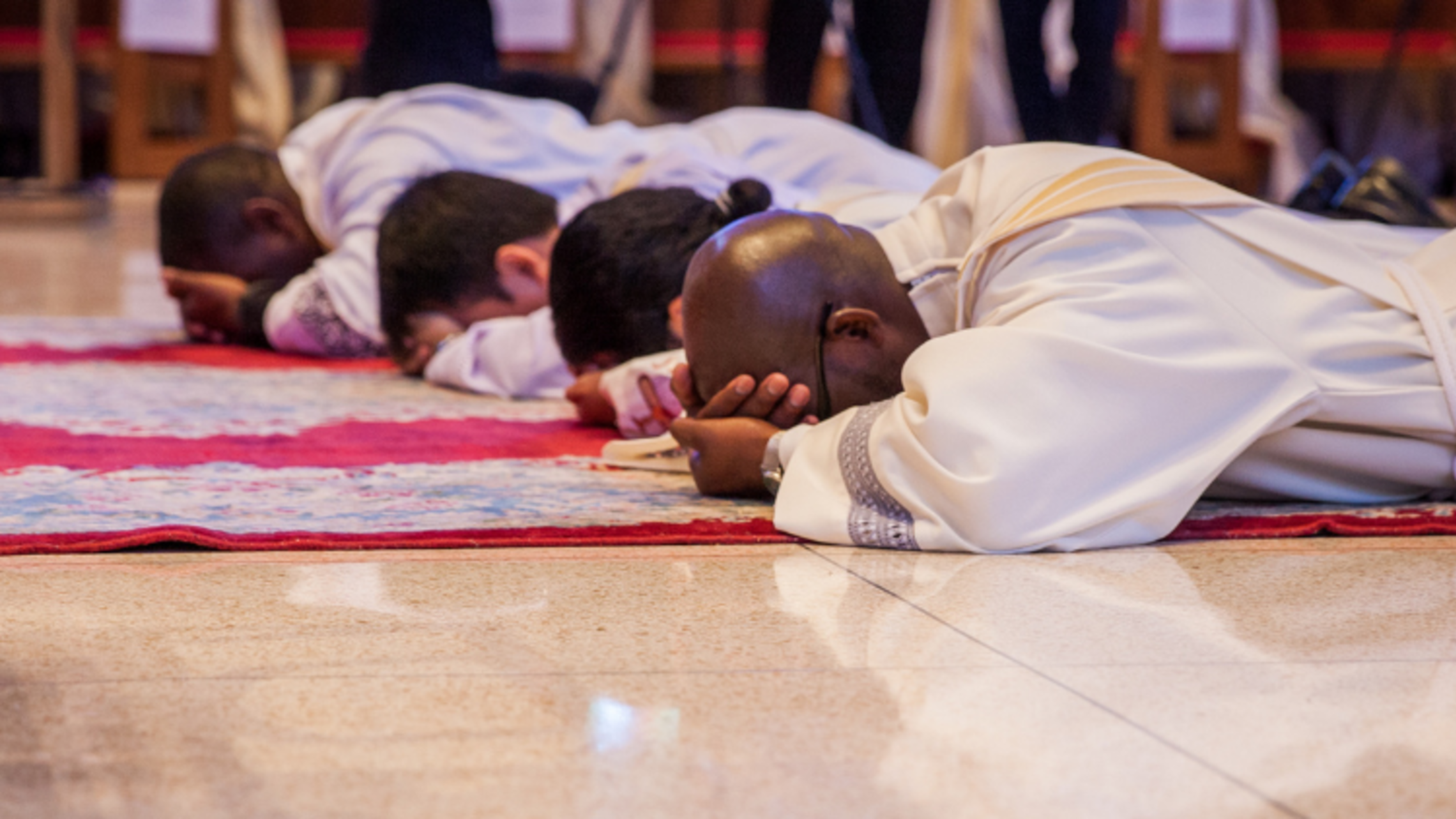 Join Us For Ordinations