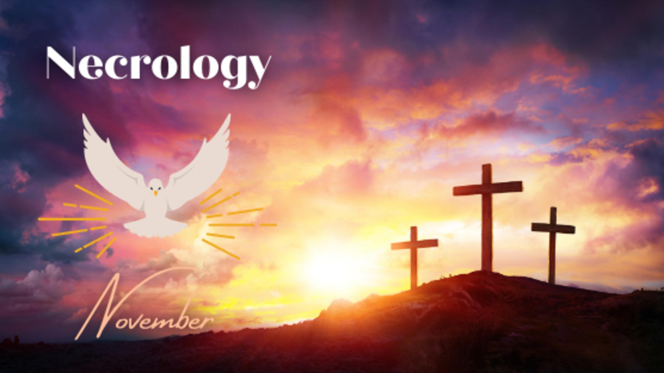 November 2021 Necrology