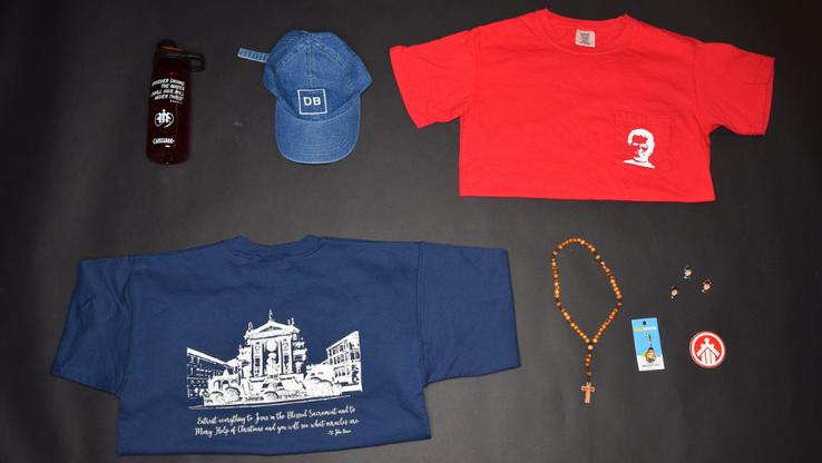 Salesian Merchandise Homepage Revised New Website