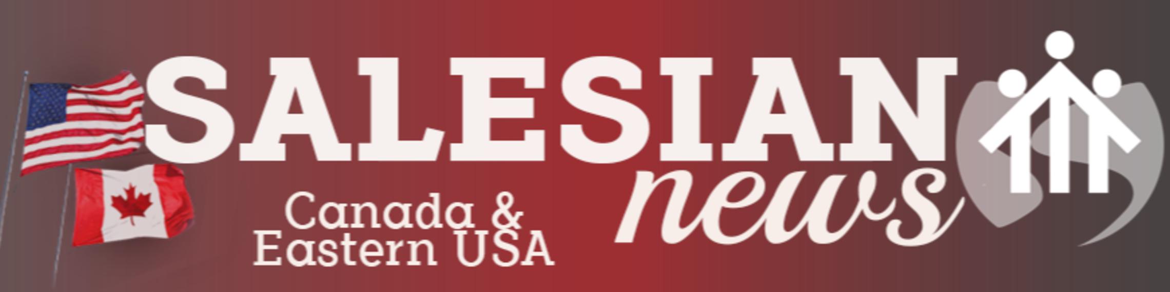 Salesian News Logo